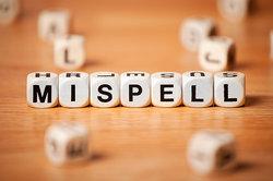 100 Most Often <strike>Mispelled</strike> Misspelled Words in English