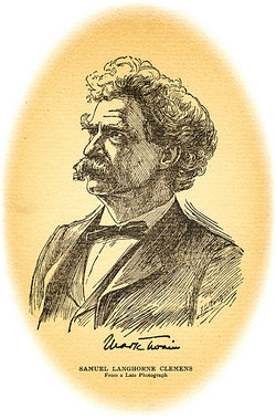 a brief biography of mark twain a pen name of samuel langhorne clemens Mark twain (samuel langhorne clemens) kay adenstedt h american lit period 1 2/23/02 samuel langhorne clemens was born in florida, missouri, on nov 30, 1835, as the after writing a humorous travel letter signed by mark twain for the paper, he continued using the pen name for nearly 50 years after more.