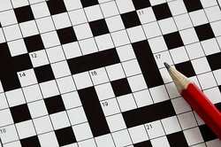Do the crossword to overcome commonly misspelled sight words.