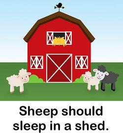Barn In A Sentence
