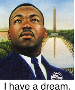 simile in mlk i have a dream speech