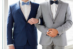 Same-sex couple about to get married