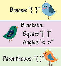 Grammar: Braces Usage
