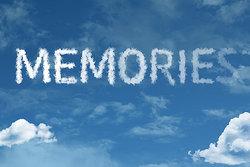 memories clouds