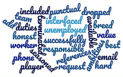 resume words to avoid