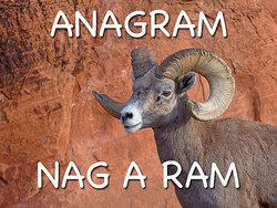 anagram example