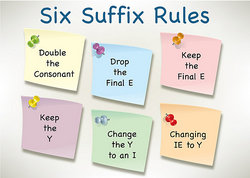 six suffix rules