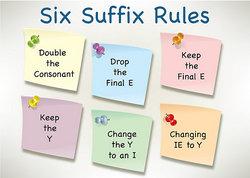 six suffix rules