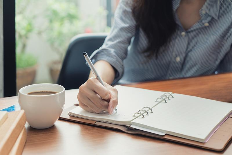 escribir - to write