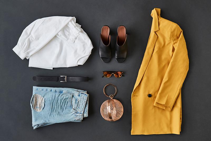 la ropa - clothing