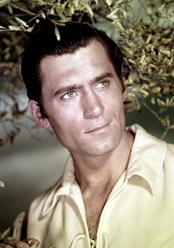 portrait of Clint Walker