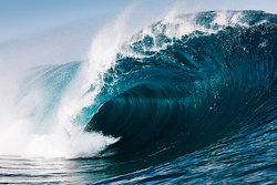 Waves can carry a negative denotation