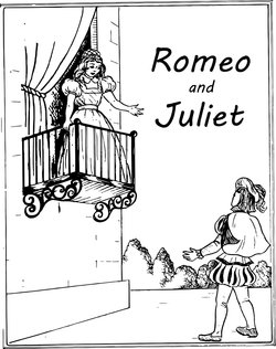 Romeo and Juliet character analysis example