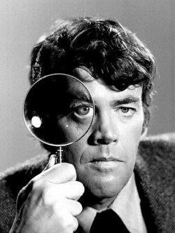 Jim Hutton as Ellery Queen