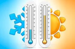 celcius to fahrenheit thermometers
