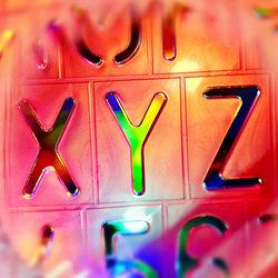 letter x y z