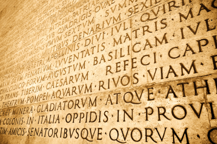 Latin Vocabulary Words For The Novice