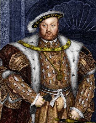 Henry VIII: First Living