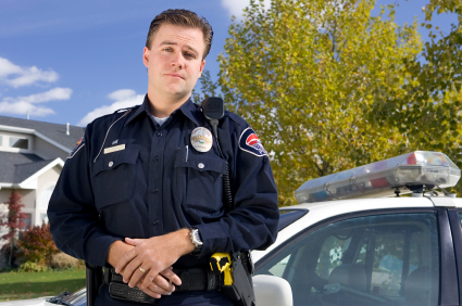 Some Slang Words for Police