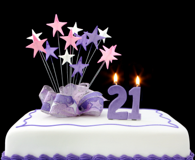Outstanding Funny Quotes About Turning 21 Personalised Birthday Cards Veneteletsinfo