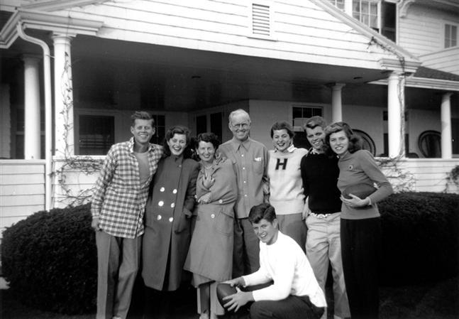 Who Were John F  Kennedy's Siblings?