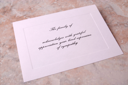 tips for writing meaningful sympathy cards