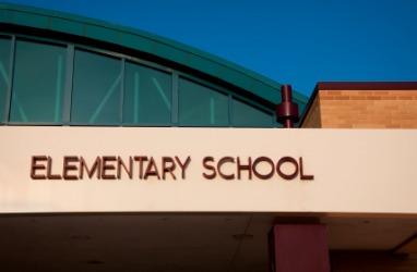 Elementary school is grades K-6.