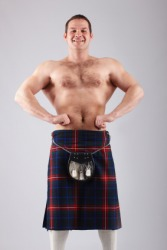 Wame is what a Scotsman would call his tummy.