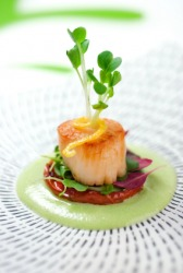 An example of haute cuisine.