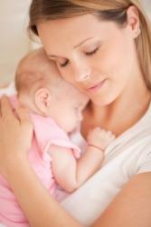 Maternity is motherhood.