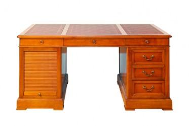 It is a desk.