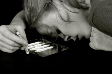 A junkie is an addict.