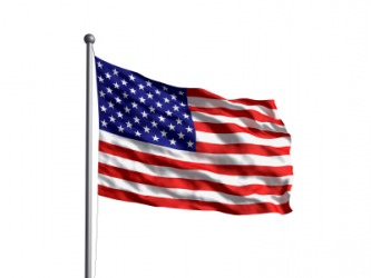 This is the national flag of the United States of America.