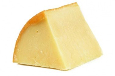A nice hunk of cheese.
