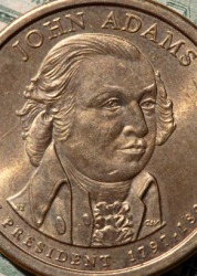 The second president of the United States was named John.