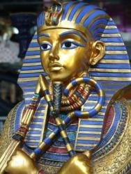 King Tut was a pharaoh.