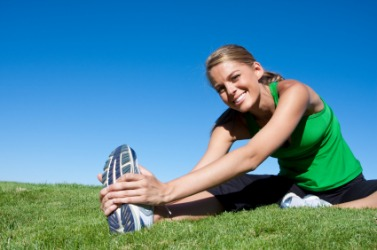 Your level of physical fitness is how healthy your are.
