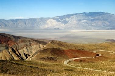 Death Valley is a rain shadow.
