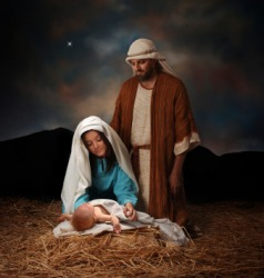 The story of Mary is a Biblical story.