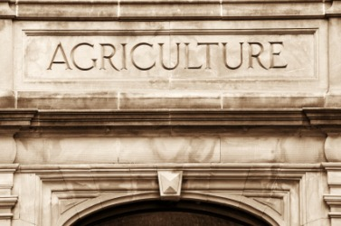 A person who attends an agricultural college is called an aggie.