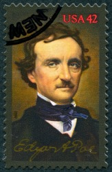 Edgar Allen Poe was a famous author.