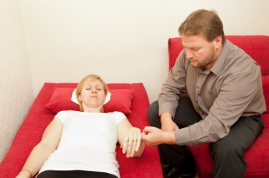 Hypnosis can be used in behavior therapy.
