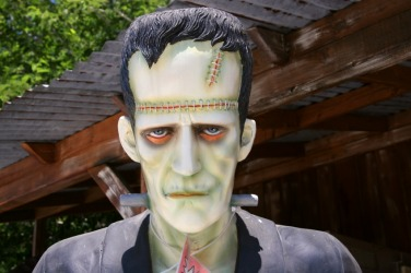 Frankenstein's monster is the archetype for characters of horror stories.