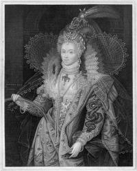 Elizabeth I was a noble.