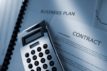 Corporate contracts fall under business law.