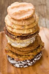A baker's dozen cookies.