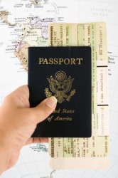 You must obtain a passport to travel abroad.