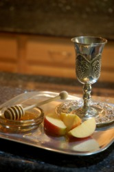 Rosh Hashanah is a celebration of the Jewish New Year.