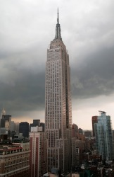The Empire State Building is a tower.