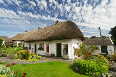A Quaint Irish Cottage